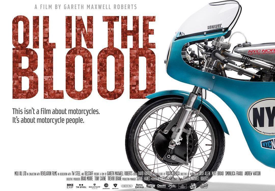 Feb 7th – Oil In The Blood Film Premiere