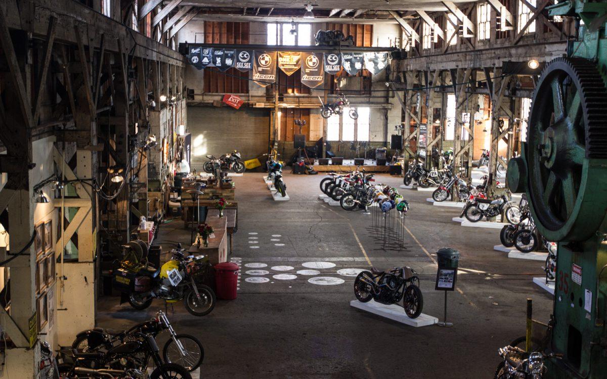 Feb 8th thru 10th – The 1 Moto Show