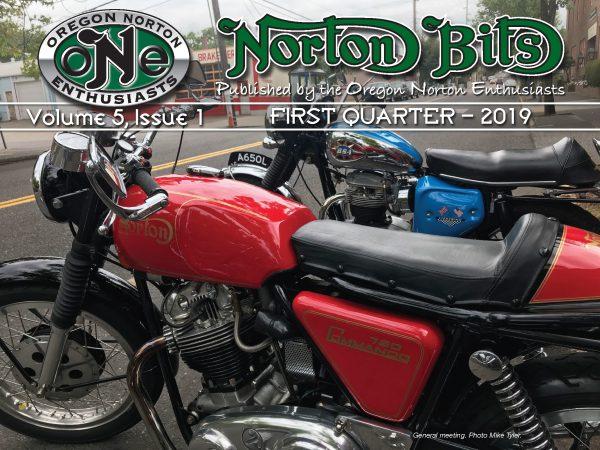 Norton Bits Vol. 5 Issue 1 – First Quarter 2019