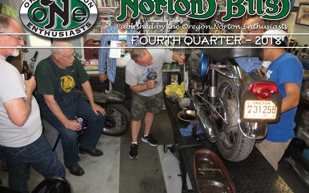 Norton Bits Vol. 4 Issue 4 – Fourth Quarter 2018