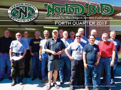 Norton Bits Vol. 3 Issue 4 – Fourth Quarter 2017