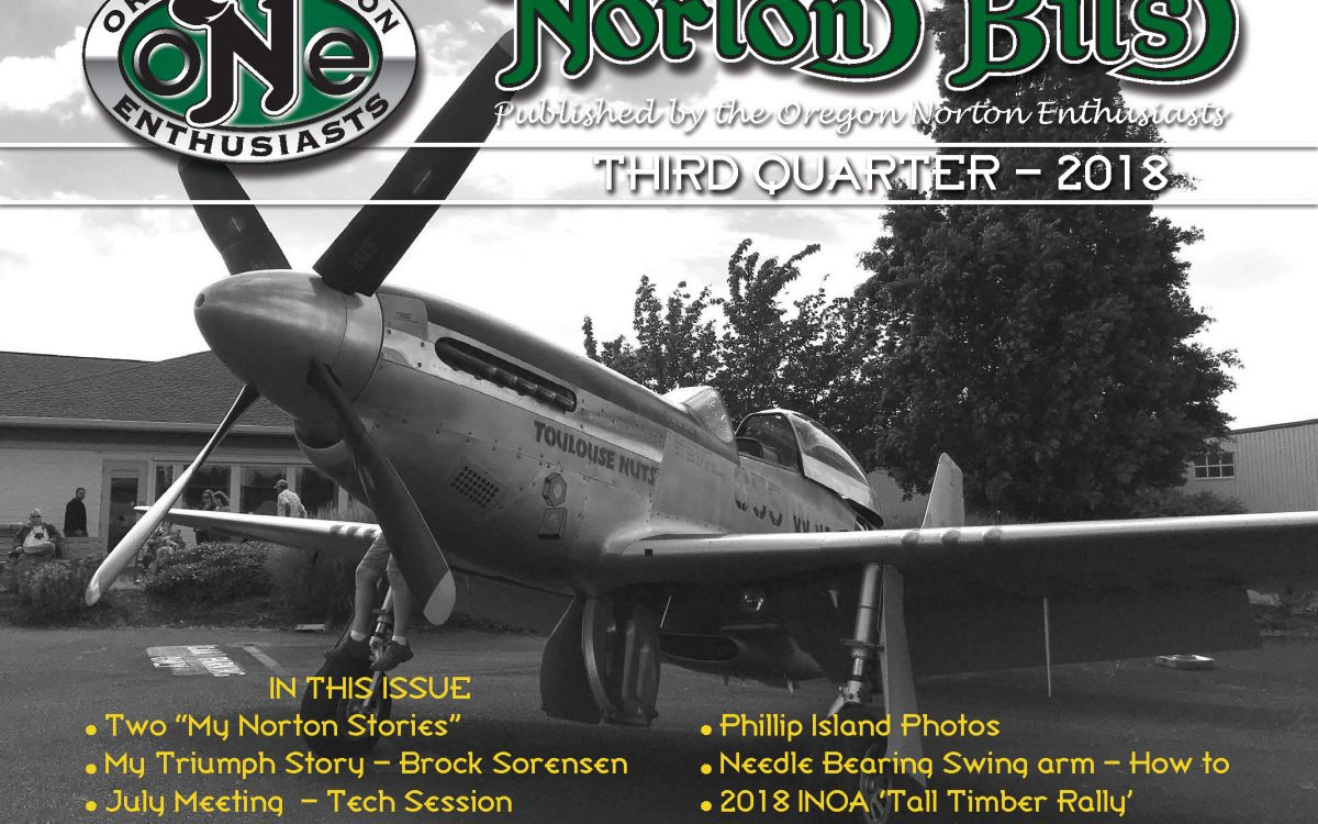 Norton Bits Vol. 4 Issue 3 – Third Quarter 2018
