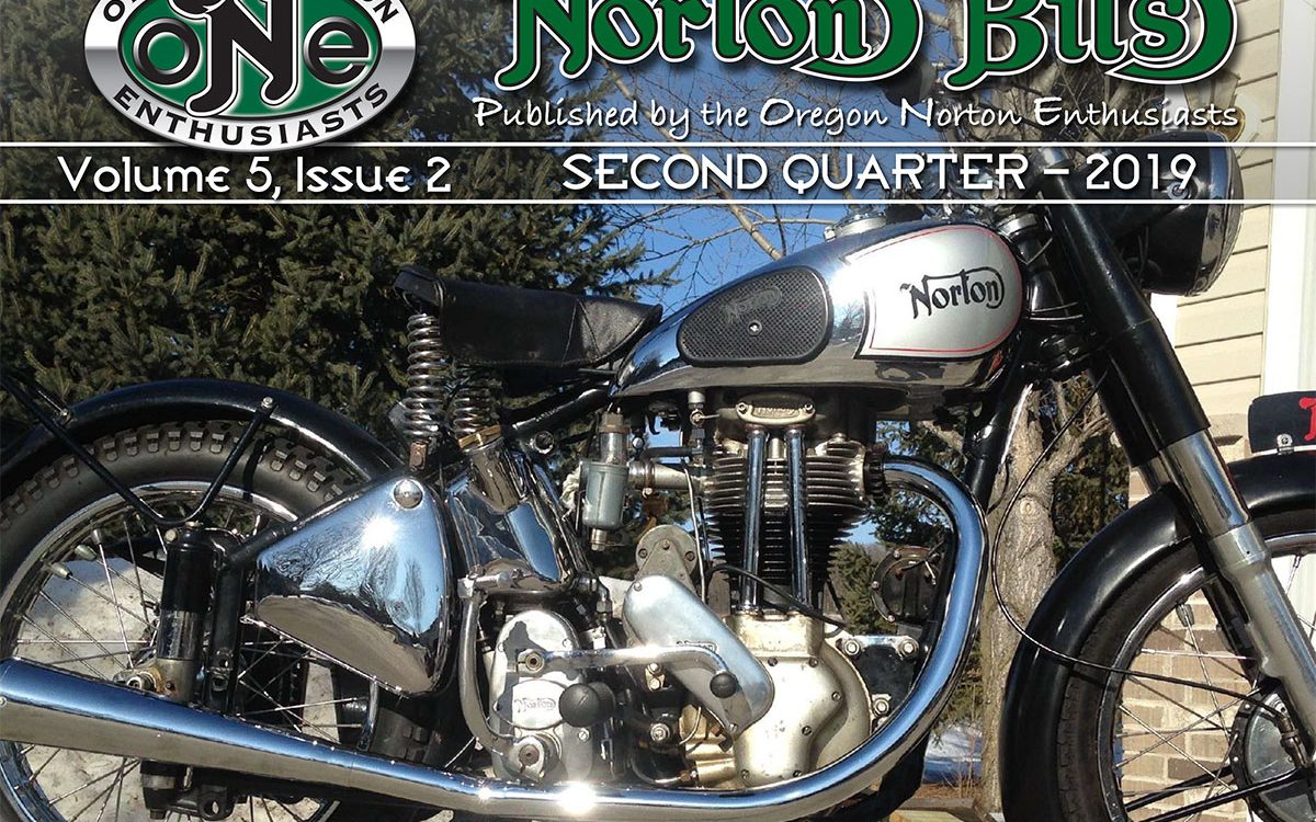 Norton Bits Vol. 5 Issue 2 – Second Quarter 2019