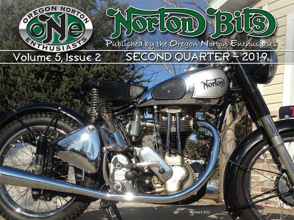 Norton Bits Vol. 5 Issue 2 – Second Quarter 2019