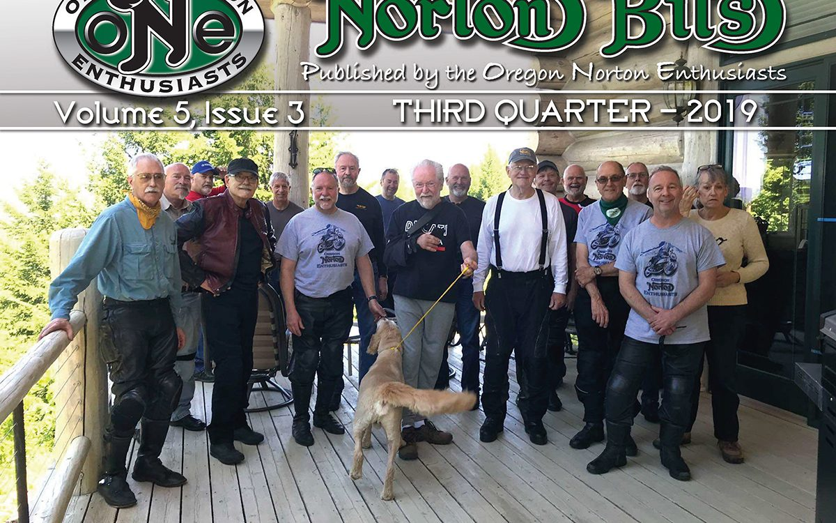 Norton Bits Vol. 5 Issue 3 – Third Quarter 2019
