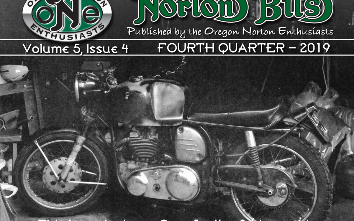 Norton Bits Vol. 5 Issue 4 – Fourth Quarter 2019