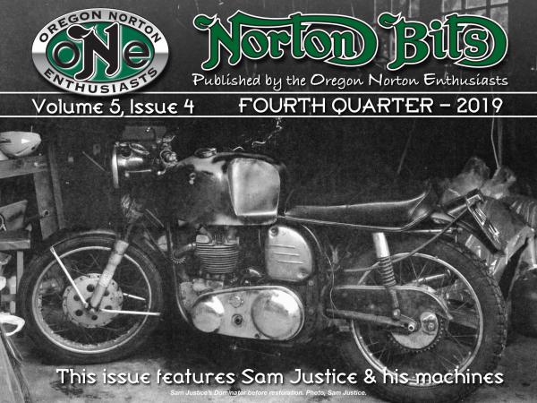 Norton Bits Vol. 5 Issue 4 – Fourth Quarter 2019