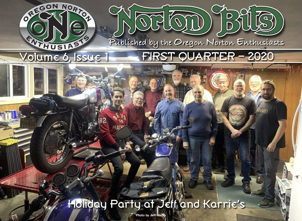 Norton Bits Vol. 6 Issue 1 – First Quarter 2020