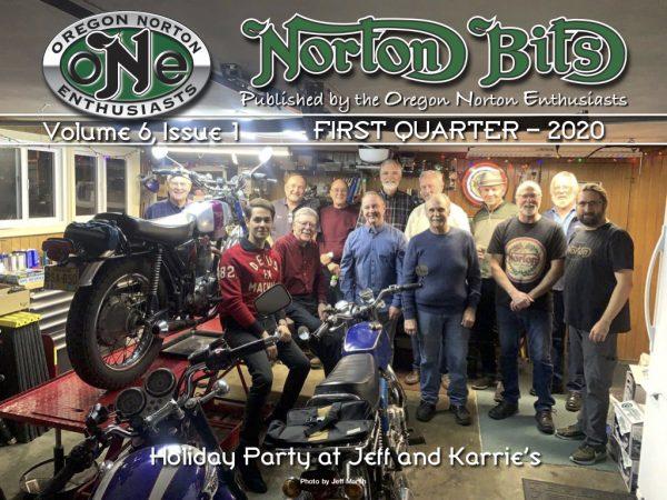 Norton Bits Vol. 6 Issue 1 – First Quarter 2020