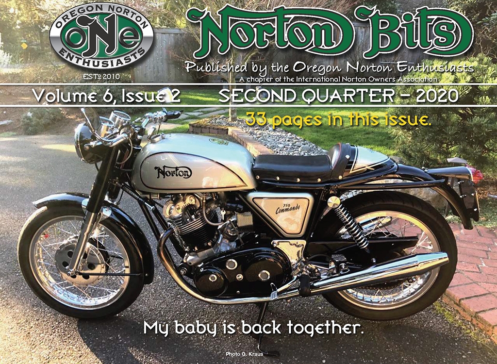 Norton Bits Vol. 6 Issue 2 – Second Quarter 2020