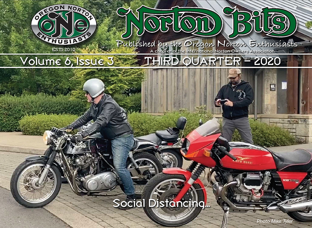 Norton Bits Vol. 6 Issue 3 – Third Quarter 2020